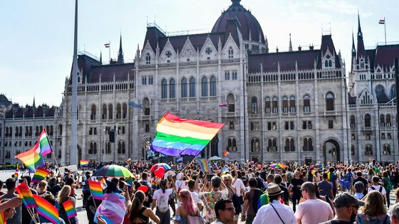 Hungary Fines Store Over LGBTQ-Related Children's Book