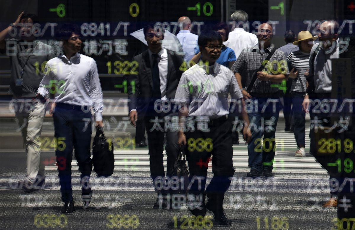 Stocks in Asia Advance After US Inflation Data: Markets Wrap