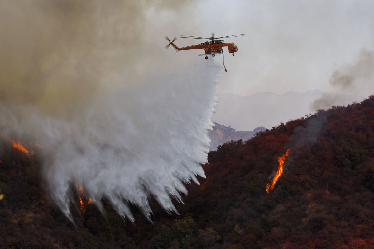 Los Angeles Blamed for Getty Fire by Owners of Destroyed Home