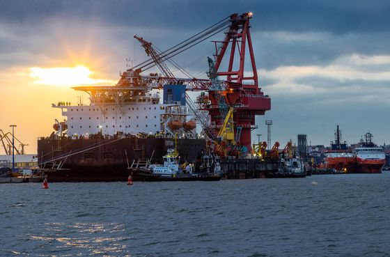 U.S. Singles Out Russian Ship for NewNord Stream 2 Sanctions