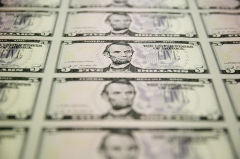 Dollar Rallies as Economic Data Boosts Outlook for Fed Taper