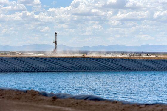 Drowning in Dirty Water, Permian Seeks $22 Billion Lifeline