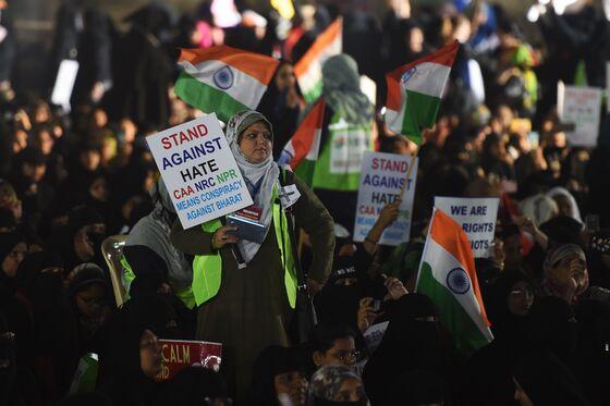 Modi's NationalismMasks aBadEconomy, Protesters Say