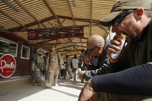 Pentagon Workers From Pennsylvania to Ghana Feel Furlough Pinch