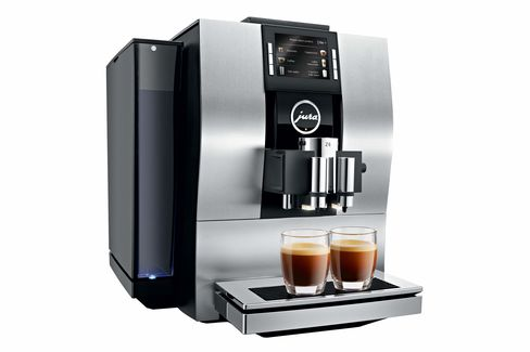 Luxury Home Coffee Maker : Jura Z6 Home Espresso Machine Review, Luxury Coffee Maker - Bloomberg