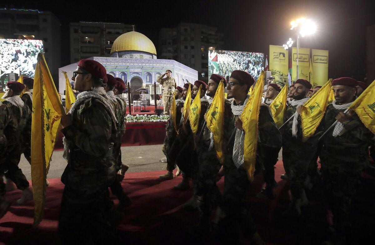 Germany Preparing Blanket Ban for Iran-Backed Hezbollah