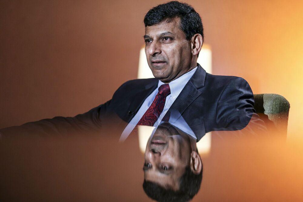 Raghuram Rajan, Janet Yellen Didn't Apply to Replace Mark Carney at Bank of England