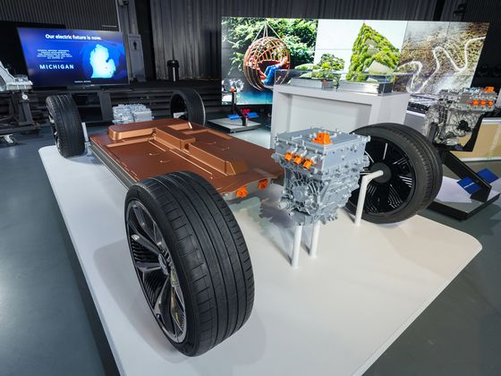 GM Deepens EV Bet With 35% Budget Boost and 30 New Models