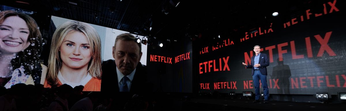 Netflix's Risky Expedition - Bloomberg Gadfly