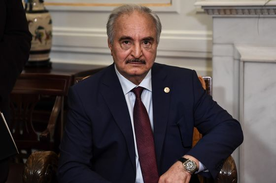 Man Who Cut Libya's Oil Supply Is Getting Harder to Handle