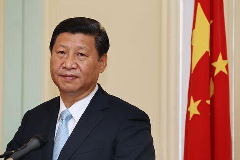 Chinese President Xi Jinping