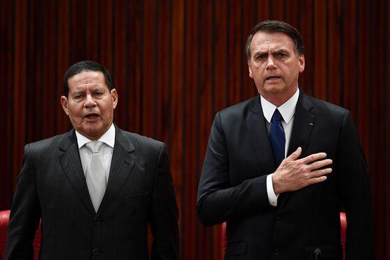 Party Feuds, Money Questions Cloud Bolsonaro's Big Day in Brazil