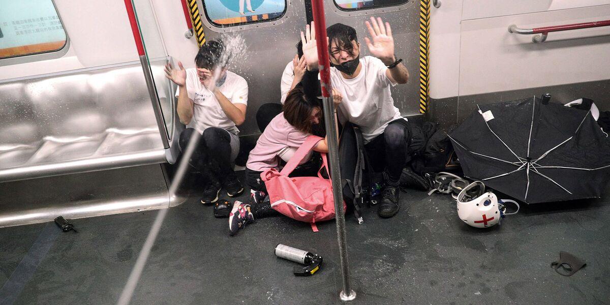 Hong Kong's World-Class Subway Pressured By Repeated Attacks