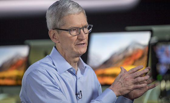 Apple CEO Slams Tech Giants Ahead of New Privacy Features