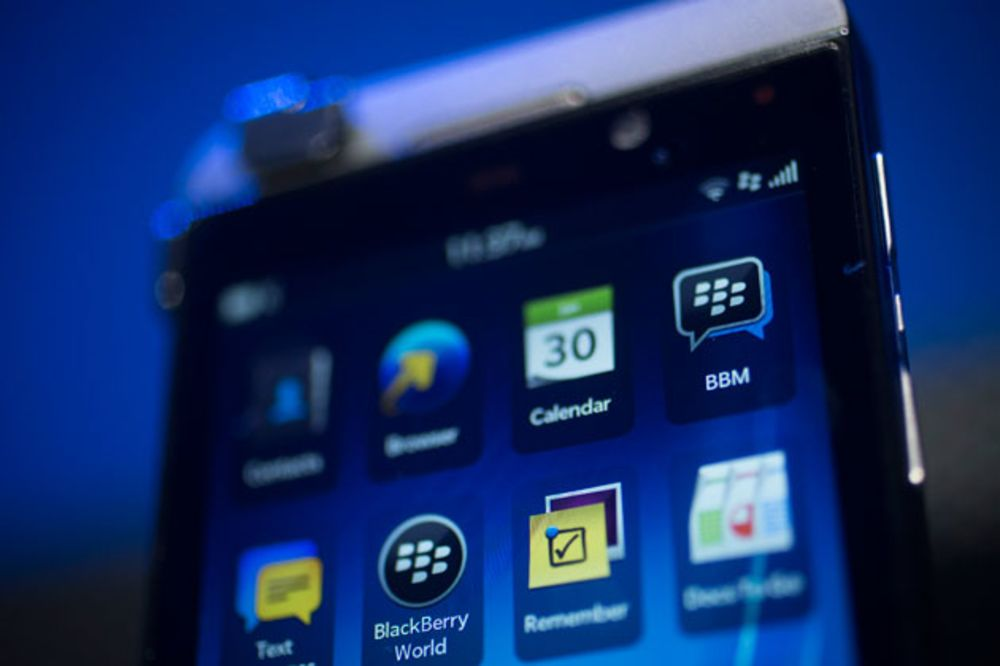 BlackBerry Messenger Heads to Android and iOS - Bloomberg