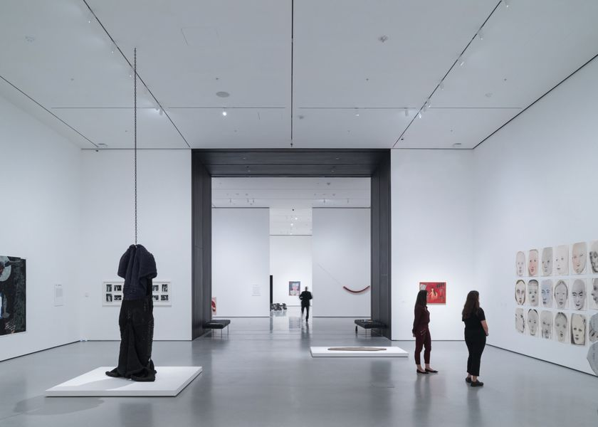 relates to The New MoMA Is All About Surprise