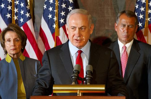 Netanyahu Takes Iran Message to Congress After Obama Meeting