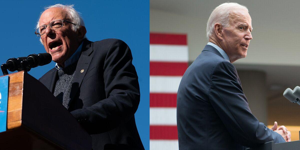 Biden, Sanders Overstate Tax-Hike Revenue, Estimates Find