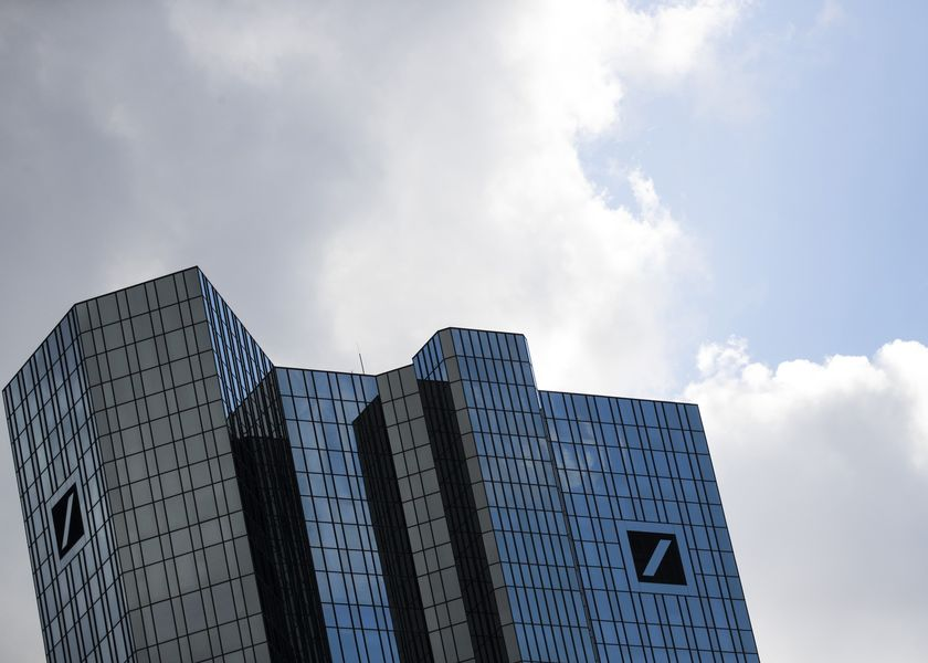 Commerzbank AG Said to Hire Advisors For Deutsche Bank AG Merger