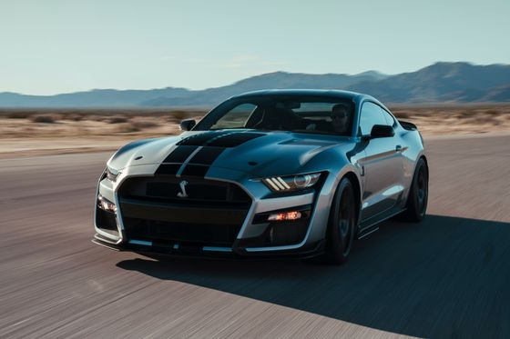 Ford Debuts Most-Powerful Mustang Ever