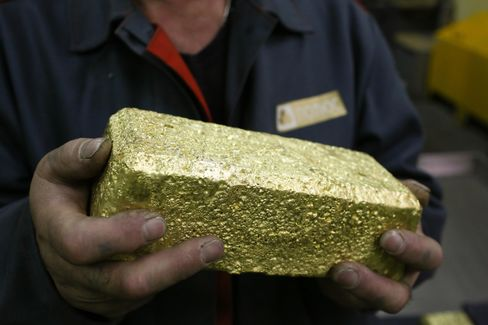 Gold Production At Polyus Gold International Ltd. Russia's Largest Producer