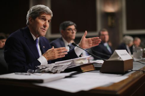 Top Administration Officials Testify To Senate Armed Services Co