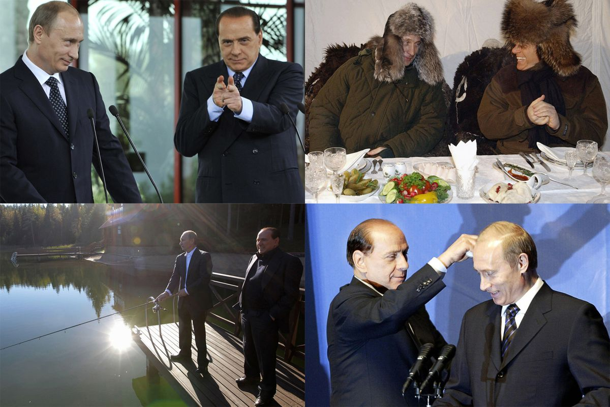 Cuu Thu tuong Y Berlusconi chuan bi tro lai chinh truong?