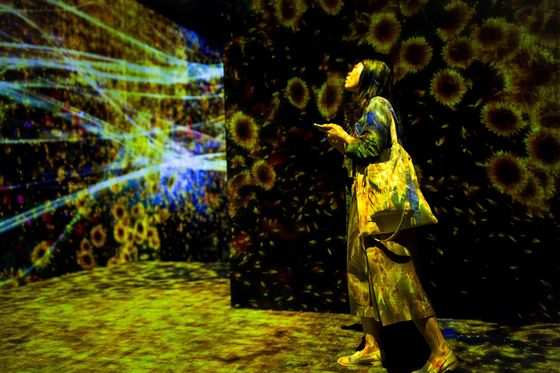 Tokyo Unveils Stunning New Digital Art Museum