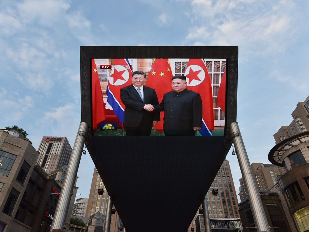 North Korea Makes Kim Jong Un Head of State
