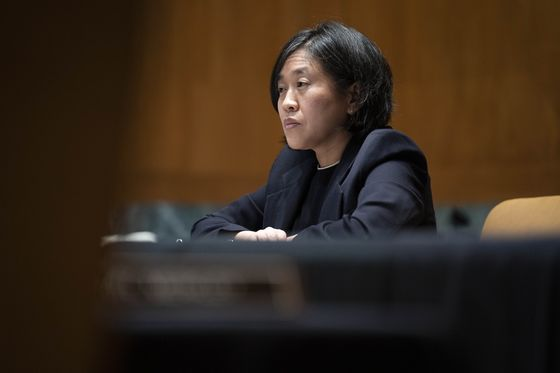 U.S. to Back Waiver of Vaccine IP Protections at WTO, Tai Says