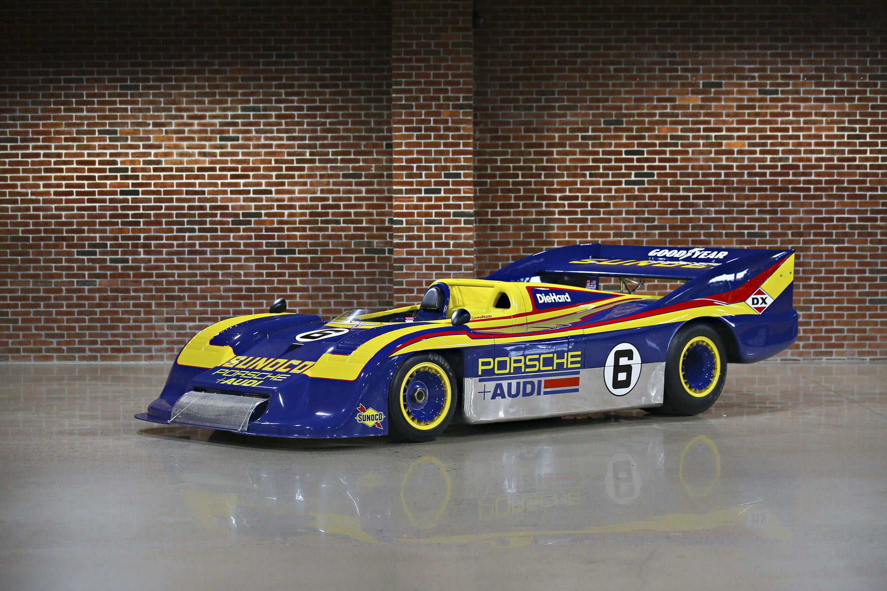 $3,000,000— 1973 Porsche 917/30 Can-Am Spyder