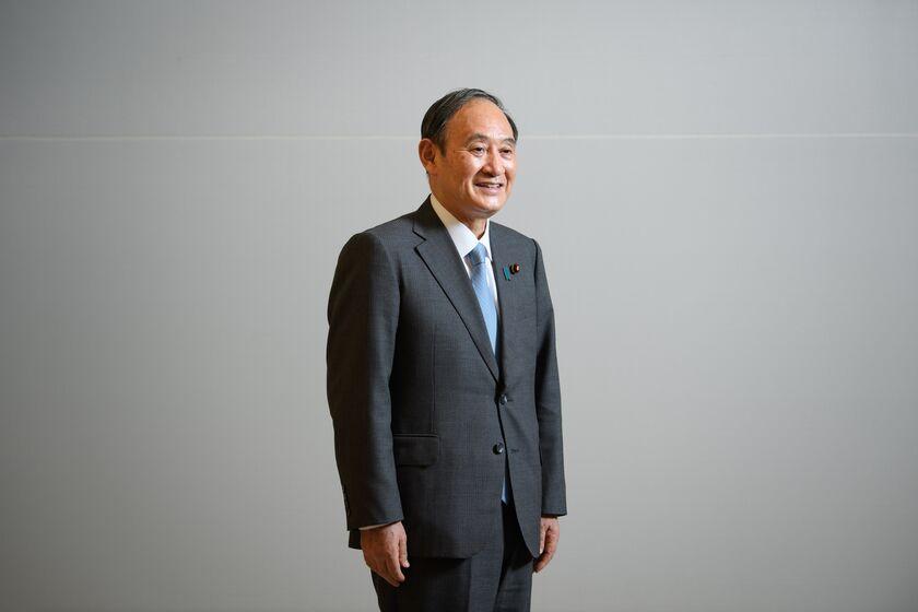 Japan Prime Minister Yoshihide Suga Interview