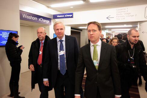 Bob Dudley in Davos