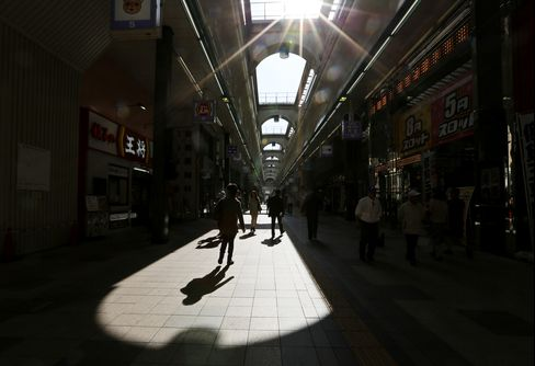 Japan Revises Growth to Annual 4.1% in Boost for Abenomics