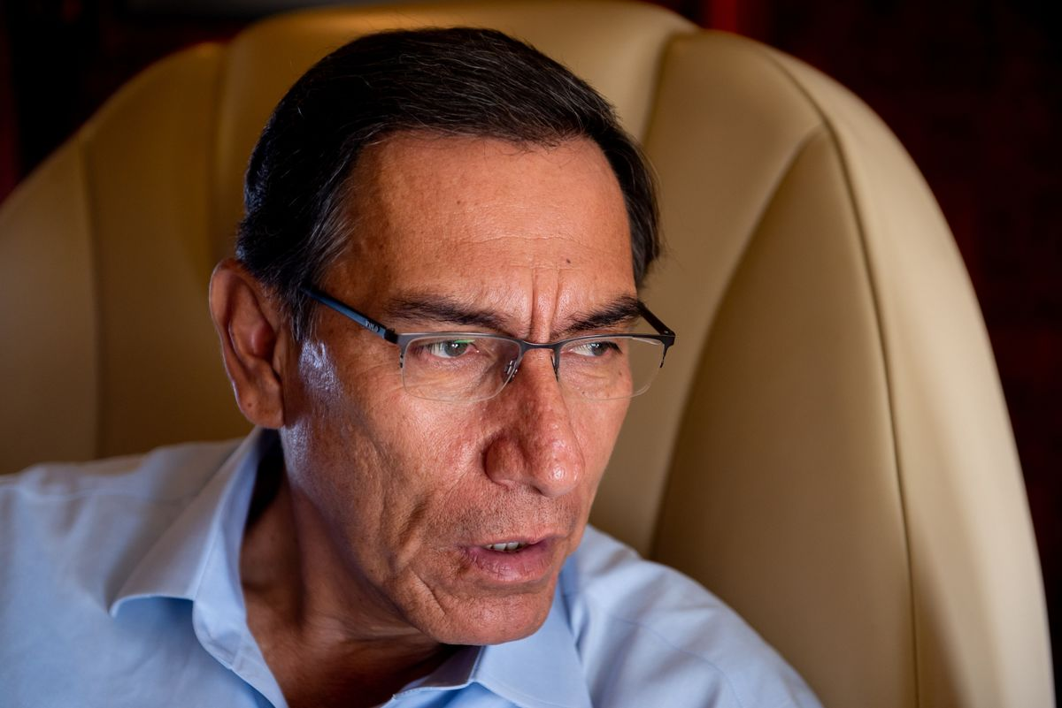 Peru President Wants Early Elections After Corruption Scandal