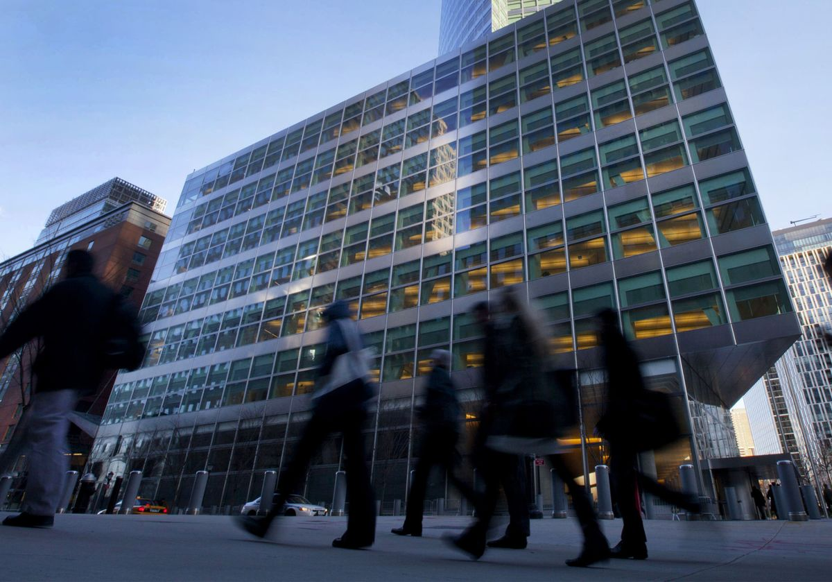 Goldman Said to Get Burned by These Debts in Rare Trading Miss