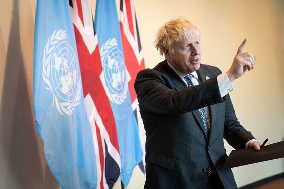 U.K. Prime Minister Puts on 'The Boris Johnson Show' at UN