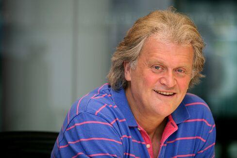 Tim Martin, chairman of JD Wetherspoon Plc.