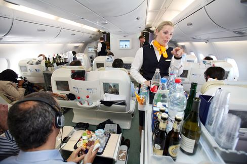 Foie Gras Now Served in Coach Class as Airlines Spice Up Profit