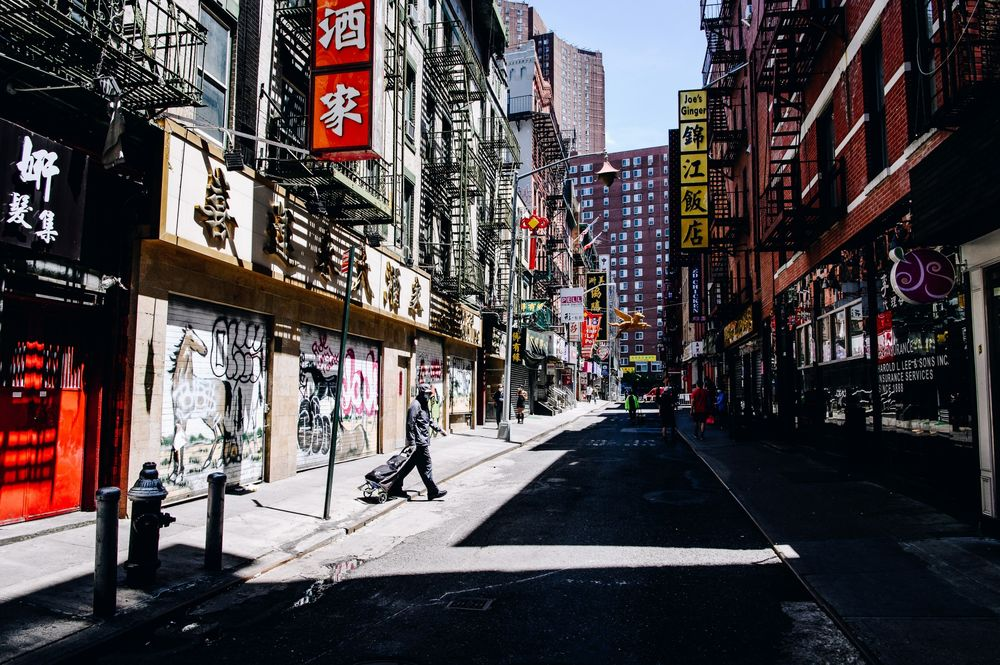 New York City Reopens Chinatown Is Starting Over Bloomberg