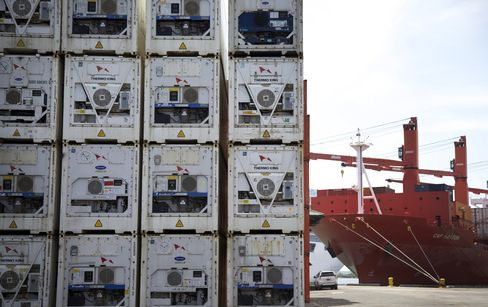 Maersk's 8.4 Billion Bananas Key for Profitable Ships