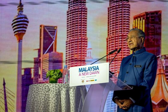 Malaysia Plans New Taxes to Shore Up Budget Burdened by Debt