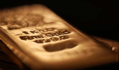 A One Kilogram Gold Bar