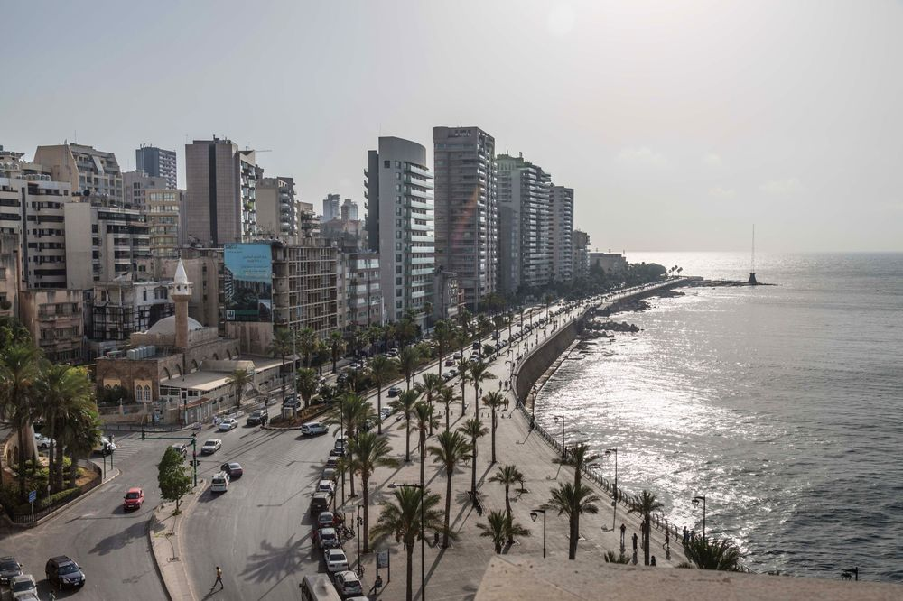 Beirut's Ghost Apartments Are Haunting the Economy - Bloomberg