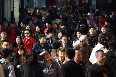Beijing's Population