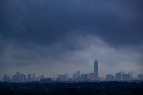 Imelda Weakens to a Depression After Dumping Rain on Houston