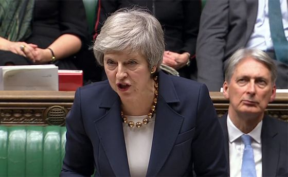 Parliament's in the Driver's Seat Now on Brexit:Balance of Power