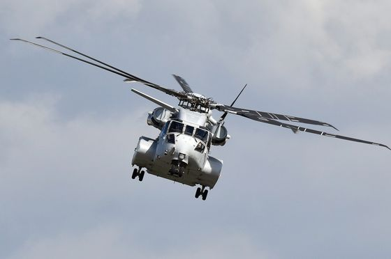 Lockheed's Heavy-Lift Helicopter Is Sucking Up More Money, Time