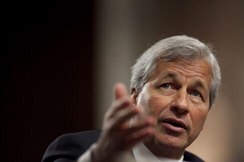 JPMorgan Chase & Co. CEO Jamie Dimon