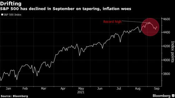 Stocks Get 'Monster' Inflows as Traders Exit Cash on Fed Relief
